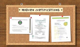 Certification Advisory