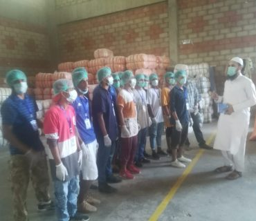 GRS Certification Of Recycled Duck Down Facility in Pakistan
