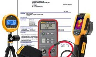 Equipment Calibration Services