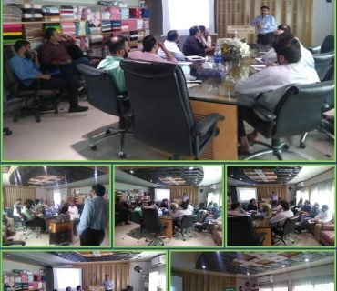 Training: GOTS and GRS Standards at United Towel Exporters Pvt Ltd