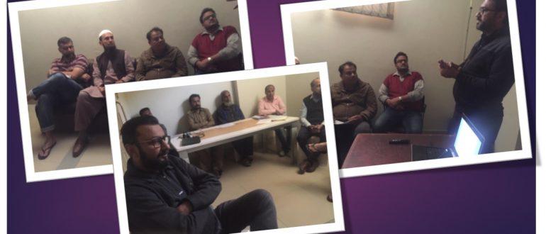 Training: Higg-FEM at Jawaid Bross Label Ind. Pvt Ltd